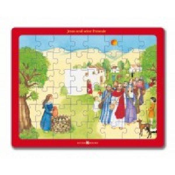 Jesus und seine Freunde - Bibel-Puzzle