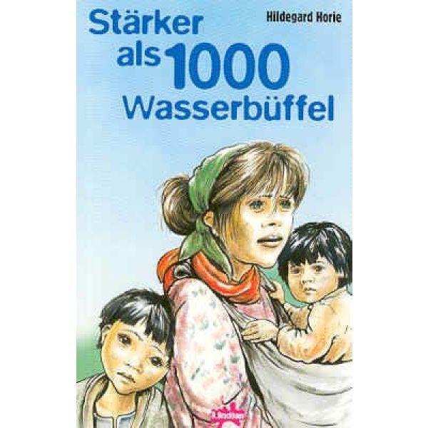 Stärker als 1000 Wasserbüffel