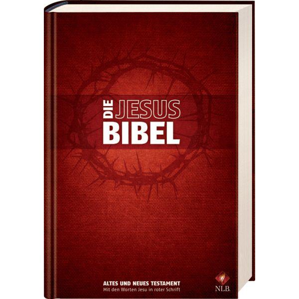 Die Jesus-Bibel - rot