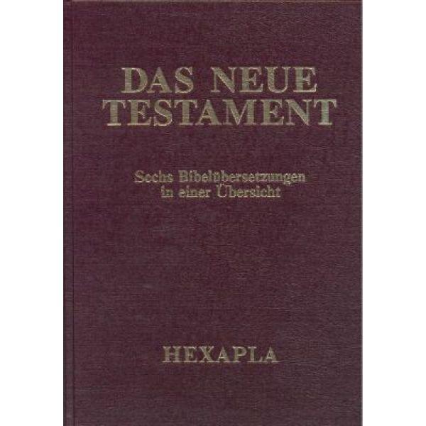 Hexapla Neues Testament, Band 5