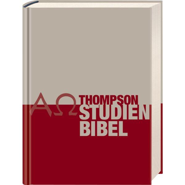 Thompson Studienbibel, Motiv Alpha und Omega
