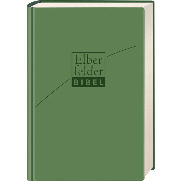 Elberfelder Bibel - Taschenausgabe, ital. Kunstleder verde