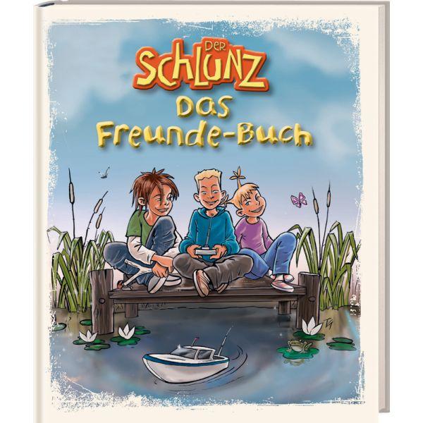 Der Schlunz - Das Freunde-Buch
