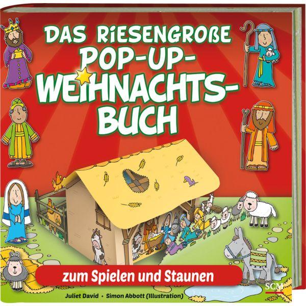 Das riesengroße Pop-up-Weihnachtsbuch