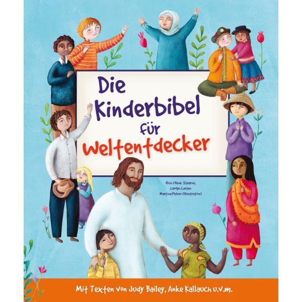 Die Kinderbibel für Weltentdecker