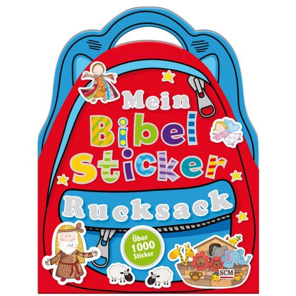 Mein Bibel-Sticker-Rucksack