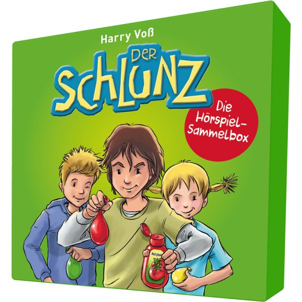 Der Schlunz - Die Hörspielsammelbox