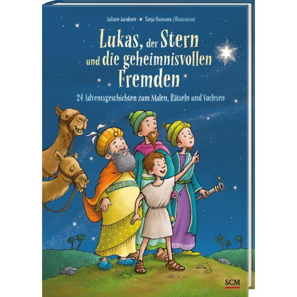 Lukas, der Stern und die geheimnisvollen Fremden
