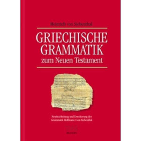Griechische Grammatik zum Neuen Testament