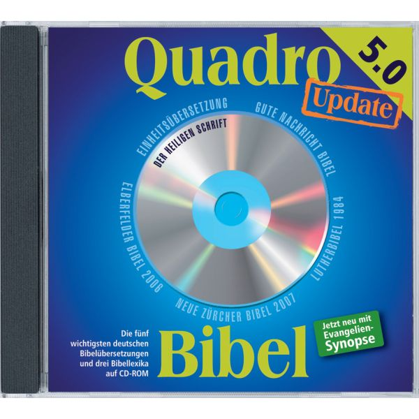 Quadro-Bibel Version 5.0 - Update