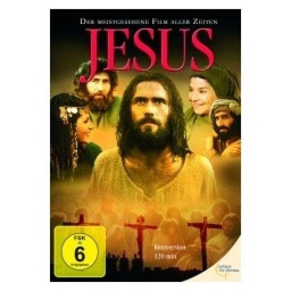 Jesus - Keiner hat die Menschen bewegt wie er! - 24 Sprachen