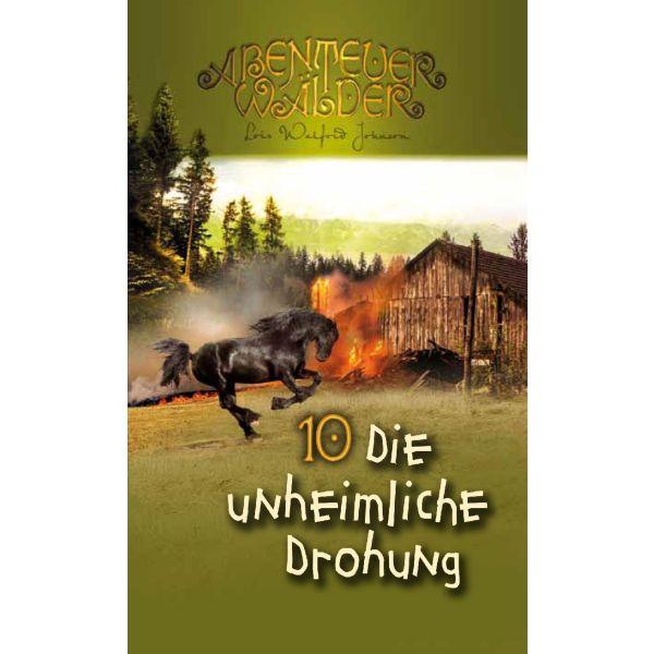 Die unheimliche Drohung (10)