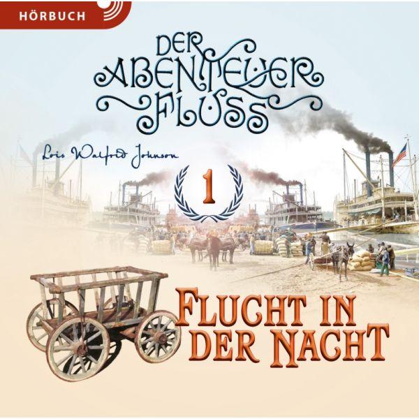 Flucht in der Nacht (1) - Hörbuch MP3