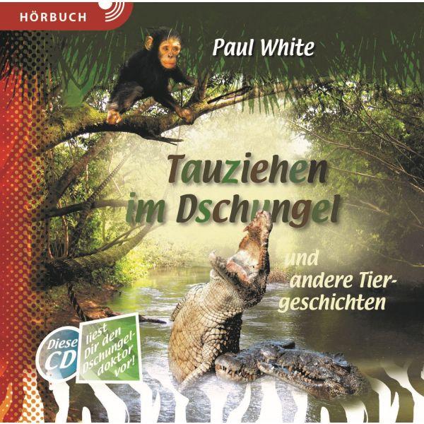 Tauziehen im Dschungel - Hörbuch MP3