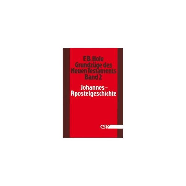 Grundzüge des Neuen Testaments, Bd. 2