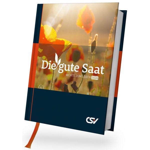 Die gute Saat - Buchkalender 2021