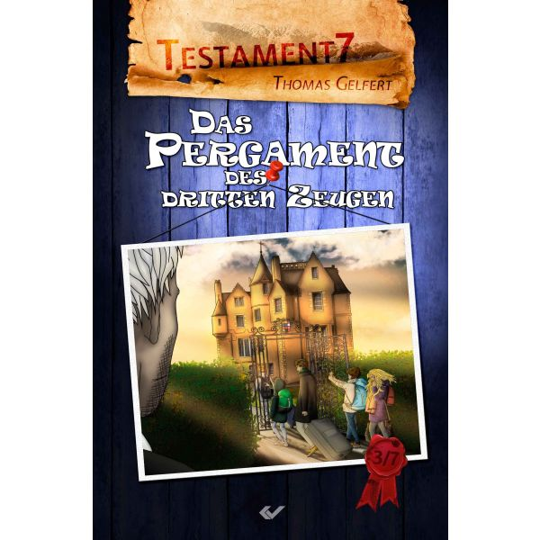Das Pergament des dritten Zeugen (3)