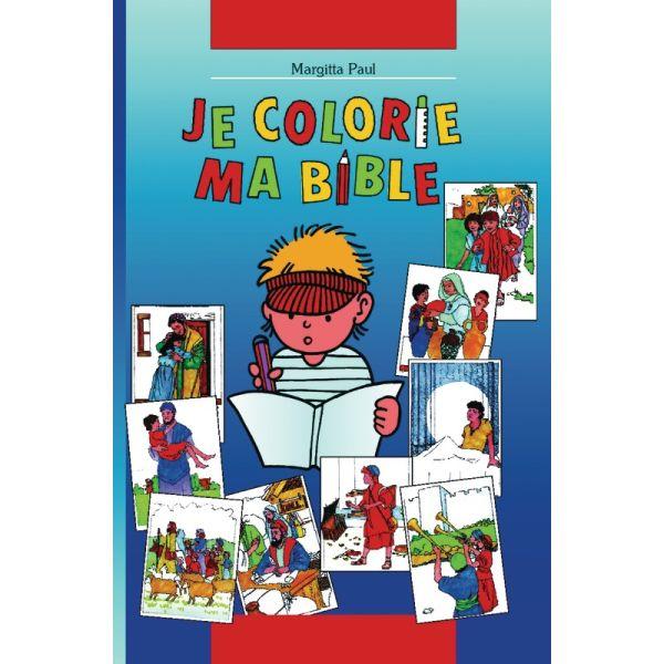 Kinder-Mal-Bibel - französisch