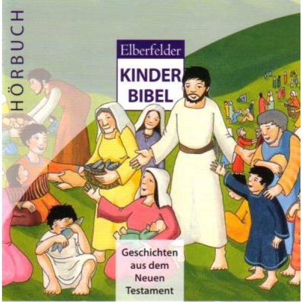 Elberfelder Kinderbibel - Hörbuch