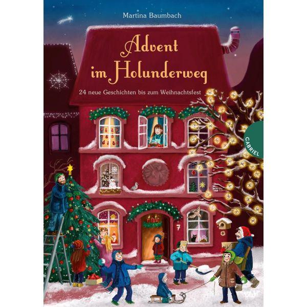 Advent im Holunderweg - Adventskalender