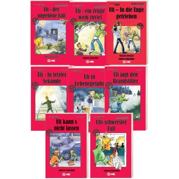 Uli's Kriminalfälle - Paket