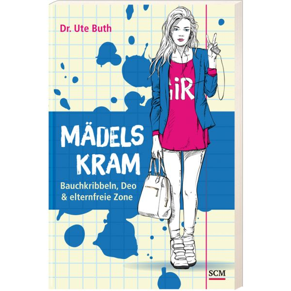 Was Ist Los In Meinem Körper: Mädelskram (Buch