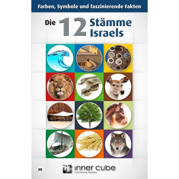 Die 12 Stämme Israels