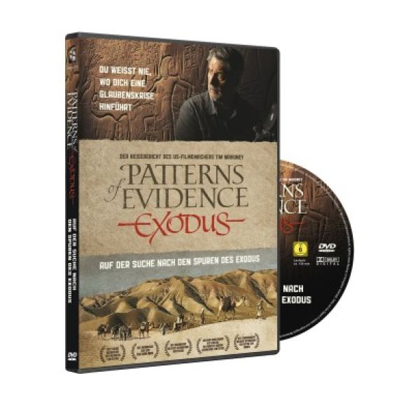 Patterns of Evidence: Exodus - DVD