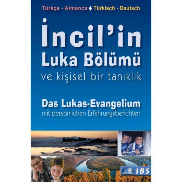 Das Lukas-Evangelium türkisch - deutsch
