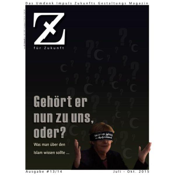 Z13/14 - das neue Wertemagazin