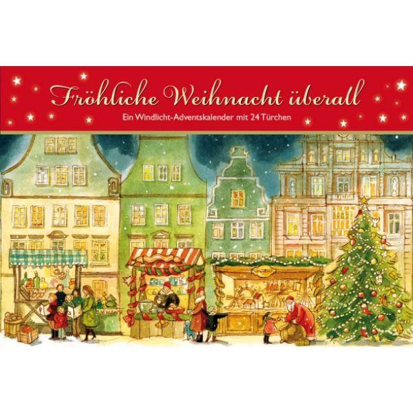 Fröhliche Weihnacht überall - Adventskalender