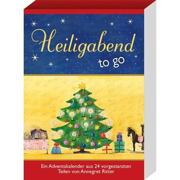 Heiligabend to go - Adventskalender