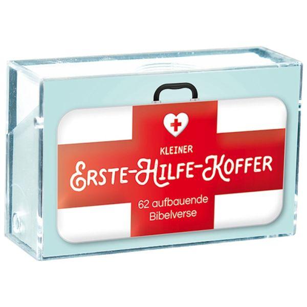 Kleiner Erste-Hilfe-Koffer - Karten