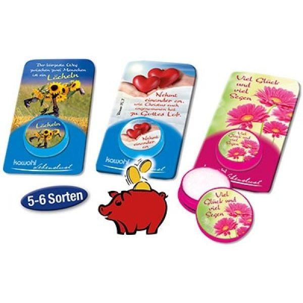 Spar-Paket: 6 Lippenbalsam