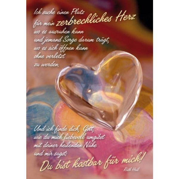 Postkarten: Du bist kostbar für mich!, 12 Stück