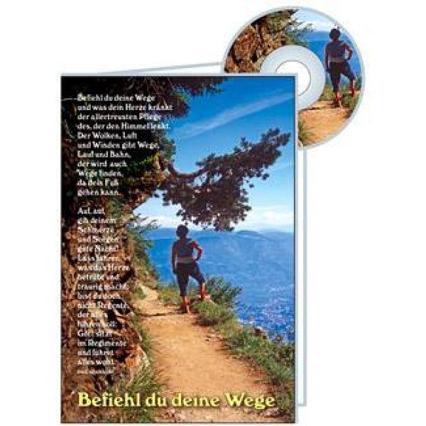 CD-Card: Befiehl du deine Wege - neutral