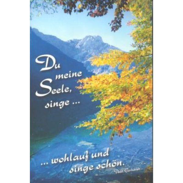 CD-Card: Du meine Seele singe - Geburtstag