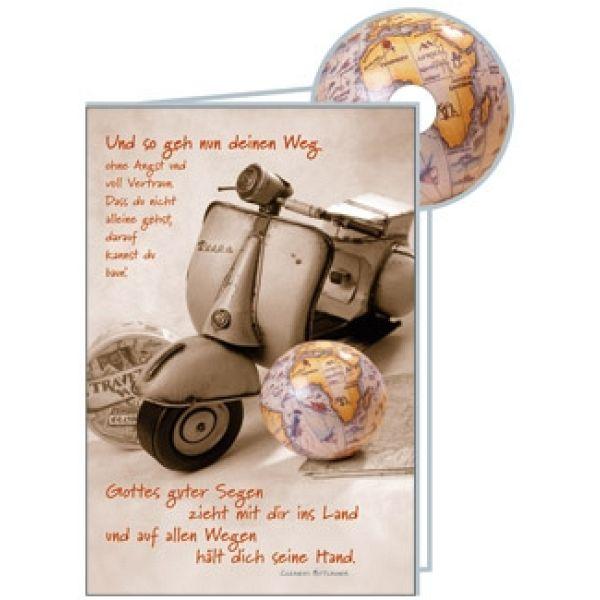 CD-Card: Und so geh nun deinen Weg - Geburtstag