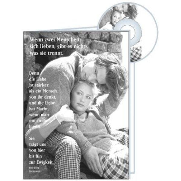 CD-Card: Wenn zwei Menschen - Silberne Hochzeit