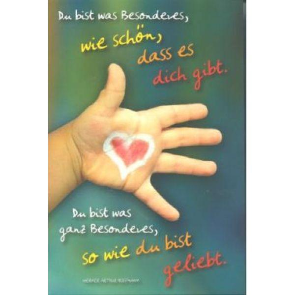 CD-Card: Du bist was Besonderes - Kommunion