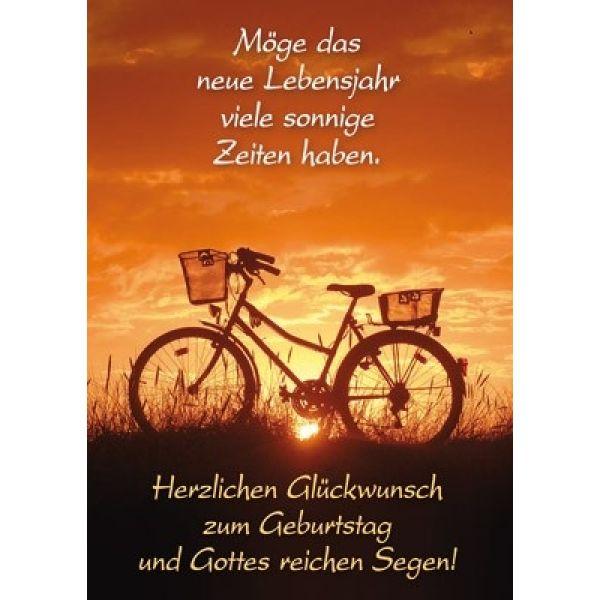 Postkarten: Möge das neue Lebensjahr, 12 Stück