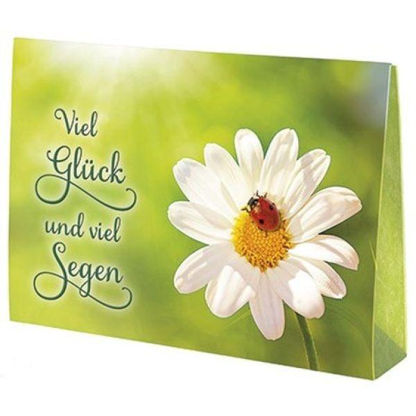 """Verwöhn-Box """"Viel Glück und viel Segen"""""""