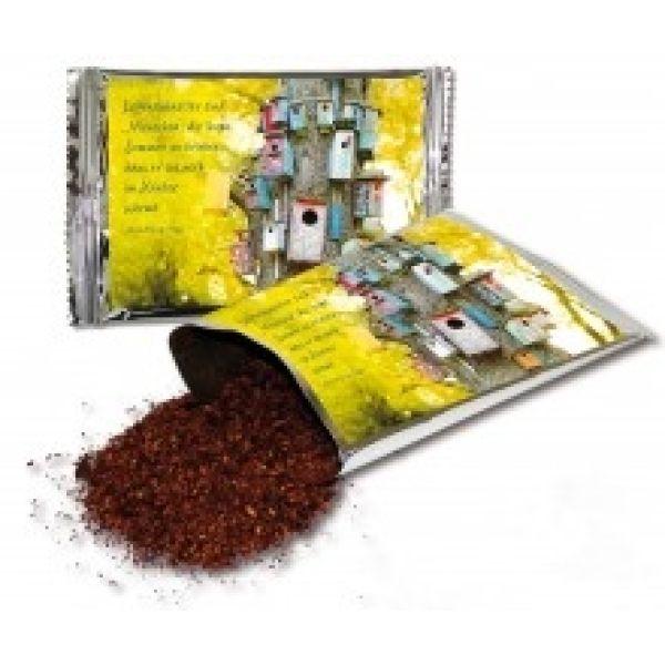 Tee-Postkarte - Lebenskünstler sind Menschen