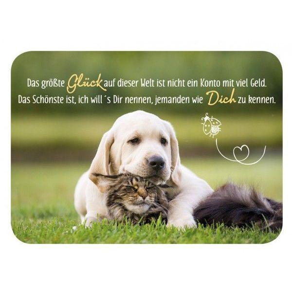 Postkarte - Das größte Glück