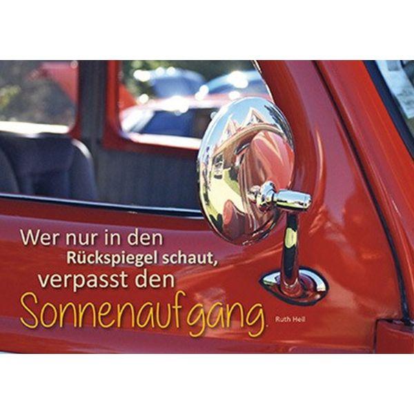 "Postkarten ""Sonnenaufgang"" , 4er-Serie"