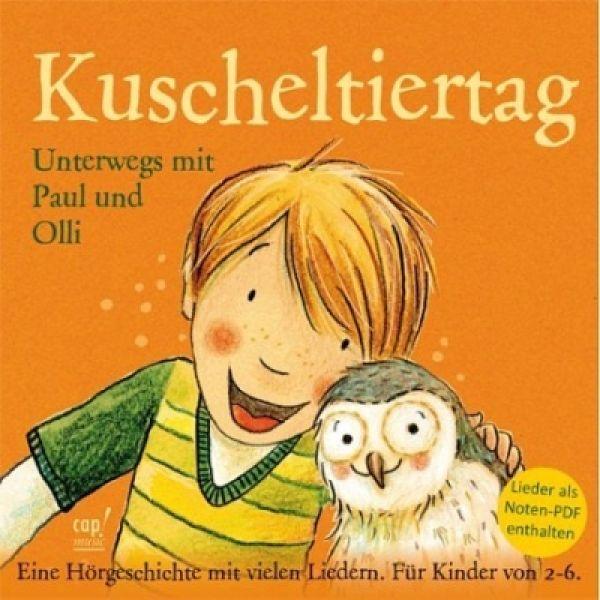 Kuscheltiertag - Unterwegs mit Paul und Olli