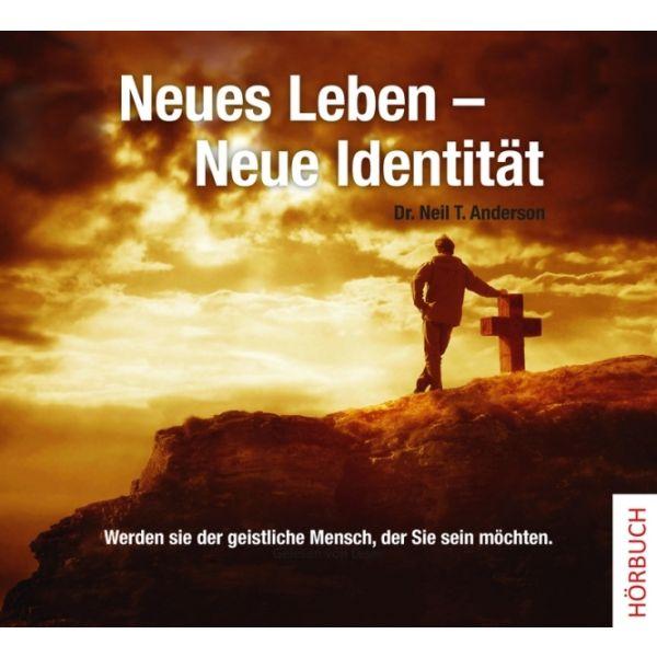 Neues Leben - neue Identität - MP3-Hörbuch