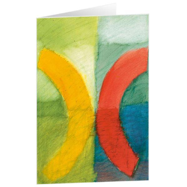 "Kunstkarten ""Berührung"" - 5 Stk."