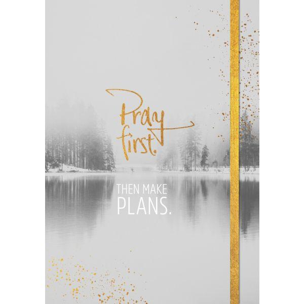 Notizbuch Grace & Hope - Pray first