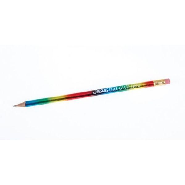 "Bleistift ""Regenbogen"""